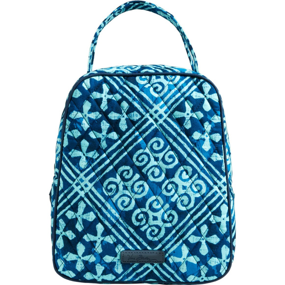 2a115590aefa NWT Vera Bradley Lunch Bunch Cuban Tiles